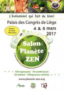 Salon Planète Zen @ Palais des Congrès de Liège | Liège | Région wallonne | Belgique